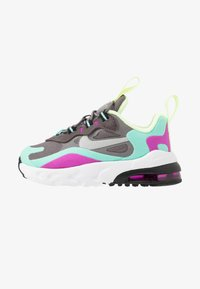 Nike Sportswear - AIR MAX 270 RT - Sneakers basse - gunsmoke/reflect silver/aurora green/hyper violet - 1