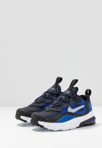 Nike Sportswear - AIR MAX 270 RT - Nazouvací boty - midnight navy/metallic silver/racer blue/black - 3