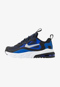 midnight navy/metallic silver/racer blue/black