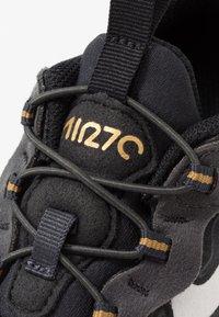 Nike Sportswear - AIR MAX 270 RT - Sneakers basse - black/bicycle yellow/teal tint/violet star - 2