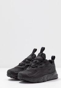Nike Sportswear - AIR MAX 270 RT - Sneakers basse - black - 3