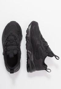 Nike Sportswear - AIR MAX 270 RT - Sneakers basse - black - 0