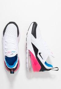 Nike Sportswear - AIR MAX 270 - Sneakers - white/pink - 0