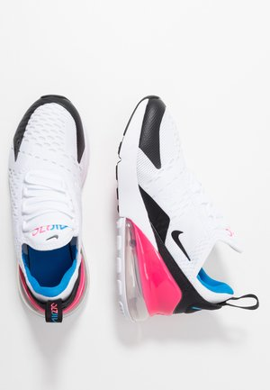 AIR MAX 270 - Baskets basses - white/pink