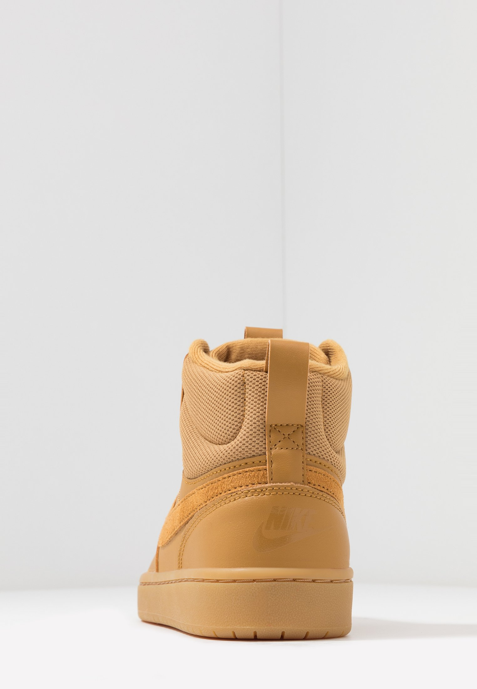 COURT BOROUGH MID Sneakers hoog wheatmedium brown