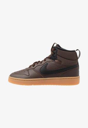 COURT BOROUGH MID  - Sneakers high - baroque brown/black/medium brown
