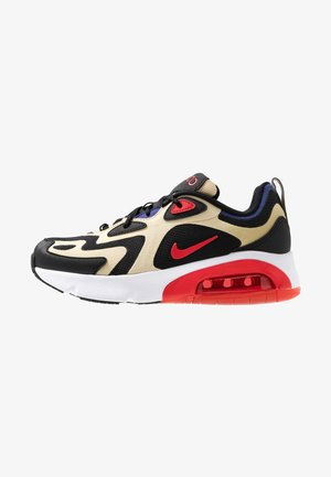 AIR MAX 200 - Sneakers laag - team gold/university red/black/white