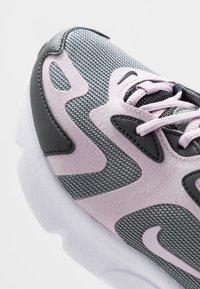 Nike Sportswear - AIR MAX 200 - Sneakers basse - off noir/iced lilac/smoke grey/white - 2