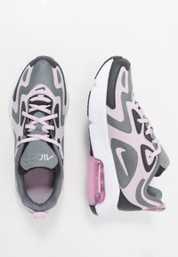 Nike Sportswear - AIR MAX 200 - Sneakers basse - off noir/iced lilac/smoke grey/white - 0