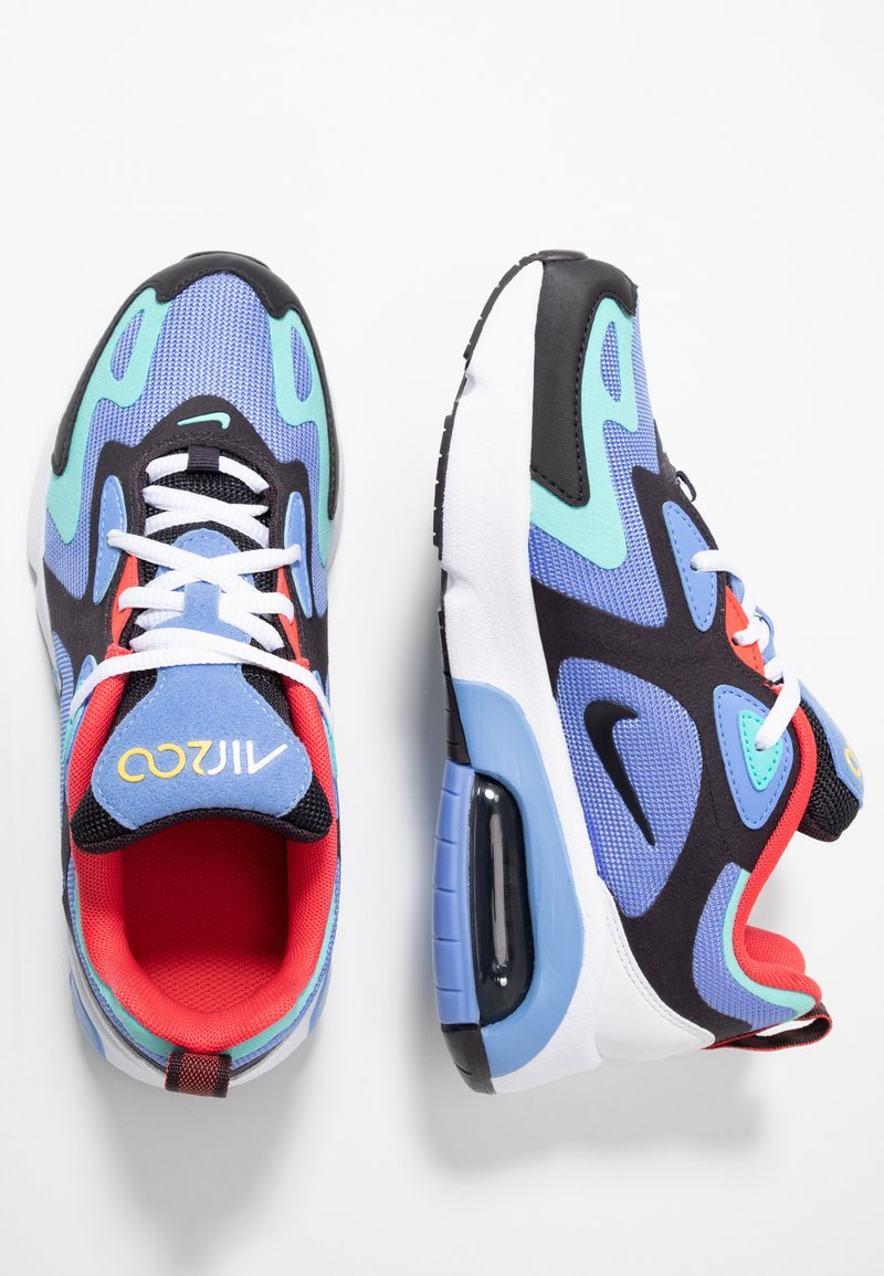 Nike Sportswear - AIR MAX 200 - Sneakers - royal pulse/oil grey/light aqua/ember glow