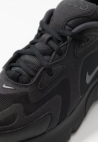 Nike Sportswear - AIR MAX 200 - Sneakers laag - black/anthracite - 2