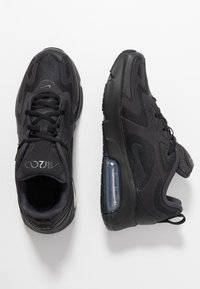 Nike Sportswear - AIR MAX 200 - Sneakers laag - black/anthracite - 0