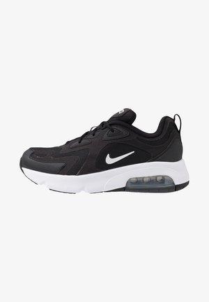 AIR MAX 200 - Sneakersy niskie - black/white