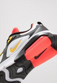 Nike Sportswear - AIR MAX 200 - Tenisky - black/chrome yellow/white/bright crimson - 2