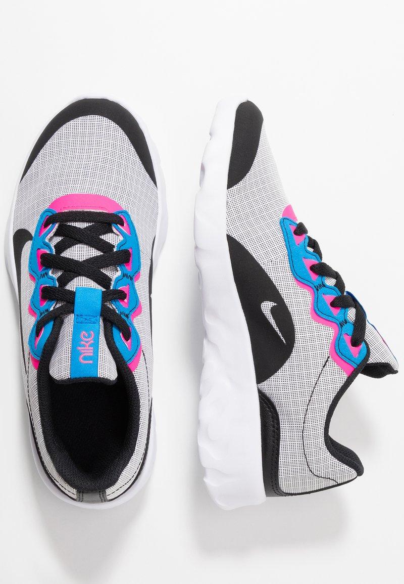 Nike Sportswear - EXPLORE STRADA - Sneakers - white/black/photo blue/hyper pink