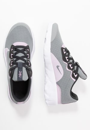 EXPLORE STRADA - Sneakers basse - particle grey/iced lilac/off noir/white