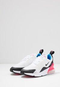 Nike Sportswear - AIR MAX 270 - Sneakers - white/pink - 3