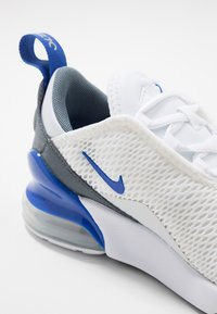 Nike Sportswear - AIR MAX 270 - Sneakers basse - white/hyper royal/pure platinum - 2