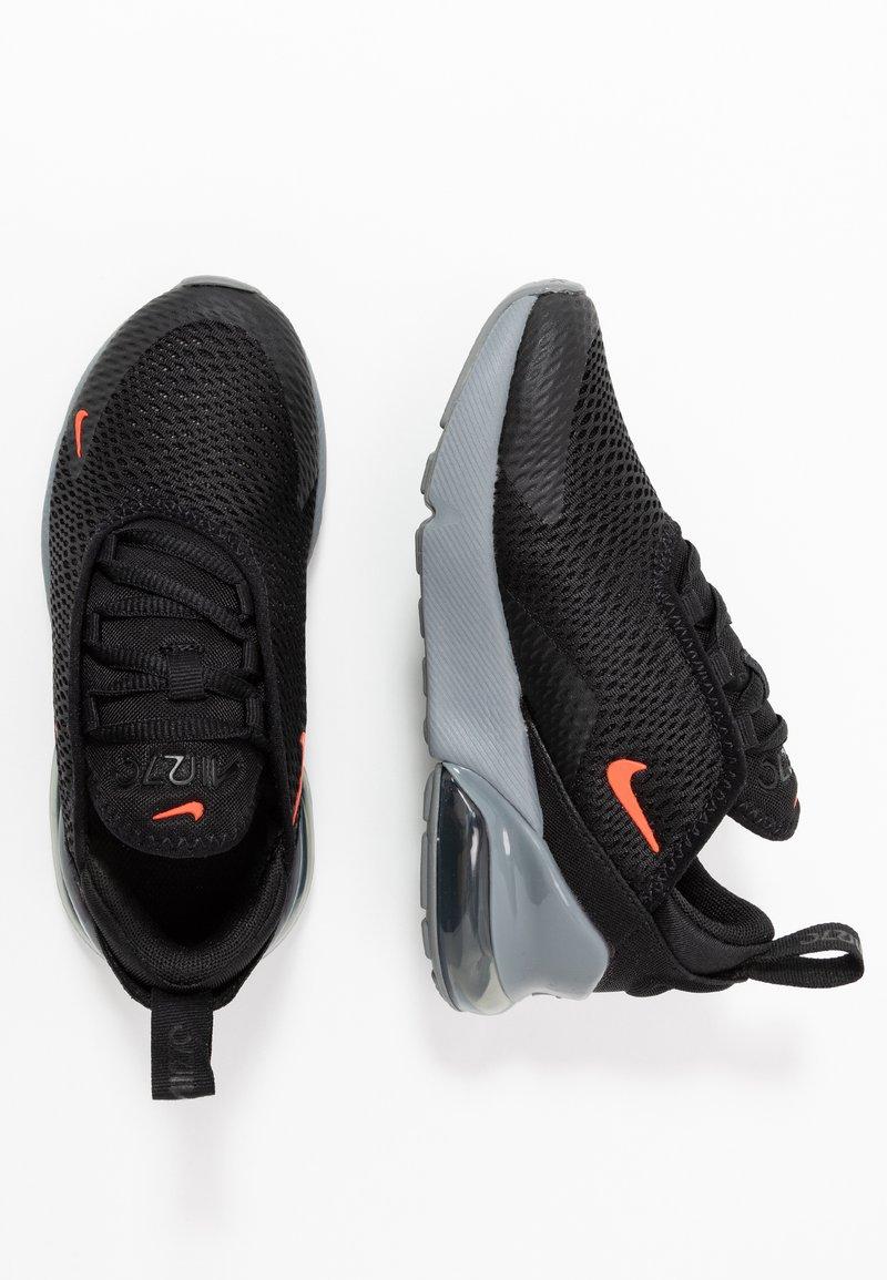 Nike Sportswear - AIR MAX 270 - Baskets basses - black/red