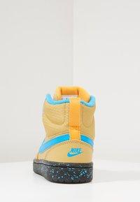 Nike Sportswear - High-top trainers - club gold/blue hero/kumquat/black - 4