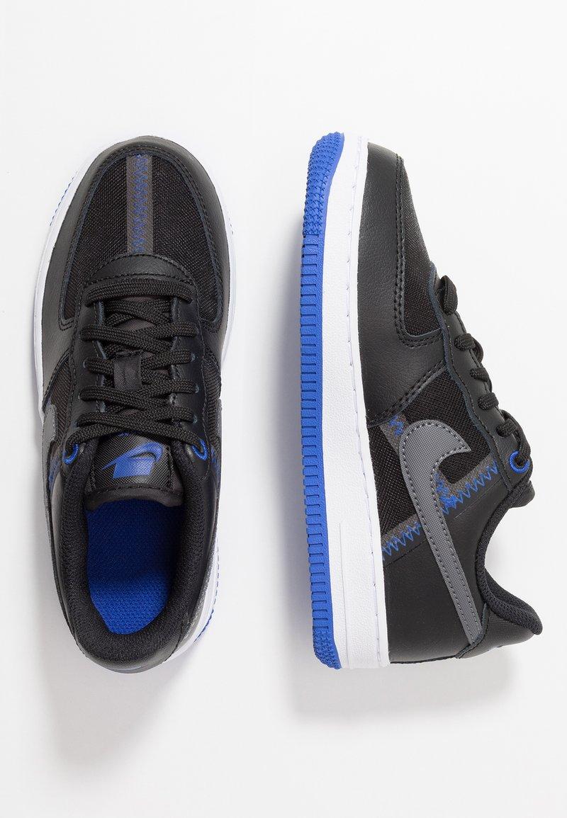 Nike Sportswear - FORCE 1 LV8 1 - Baskets basses - black/dark grey/racer blue/mystic navy/white