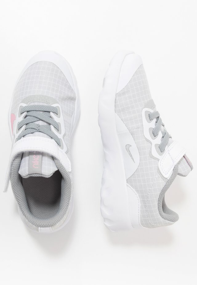 EXPLORE STRADA - Tenisky - white/pink/light smoke grey