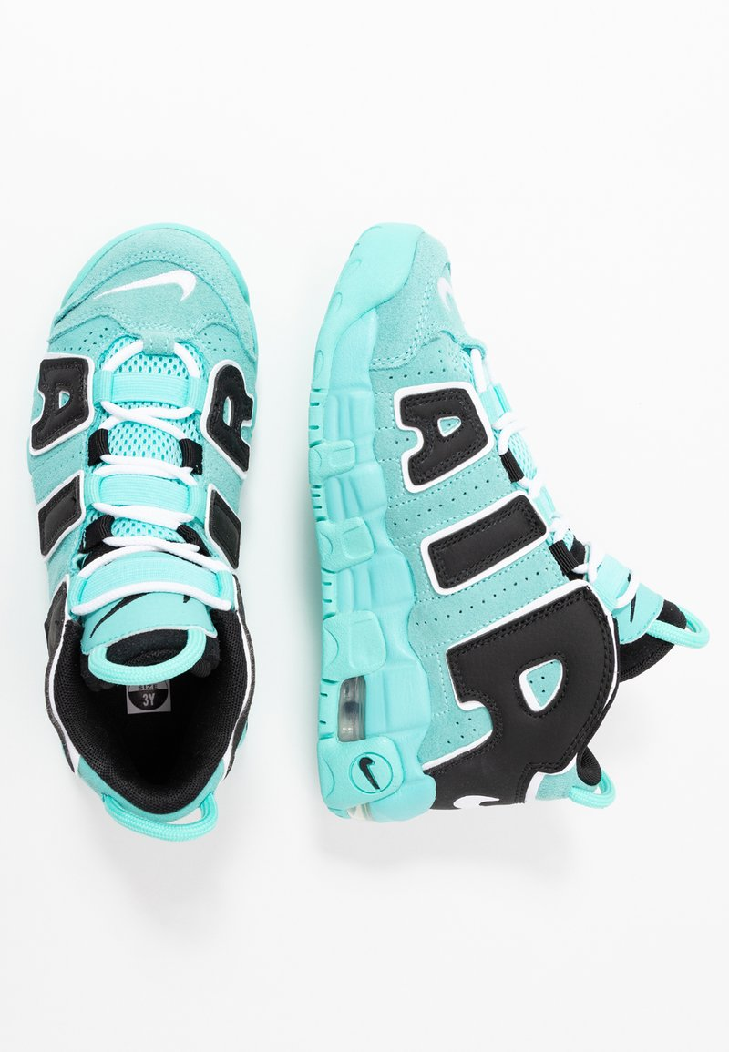Nike Sportswear - AIR MORE UPTEMPO - High-top trainers - light blue