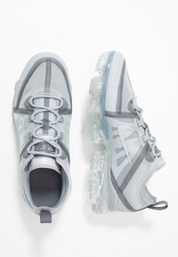Nike Sportswear - AIR VAPORMAX 2019 - Sneakers basse - gunsmoke/wolf grey/pure platinum - 0