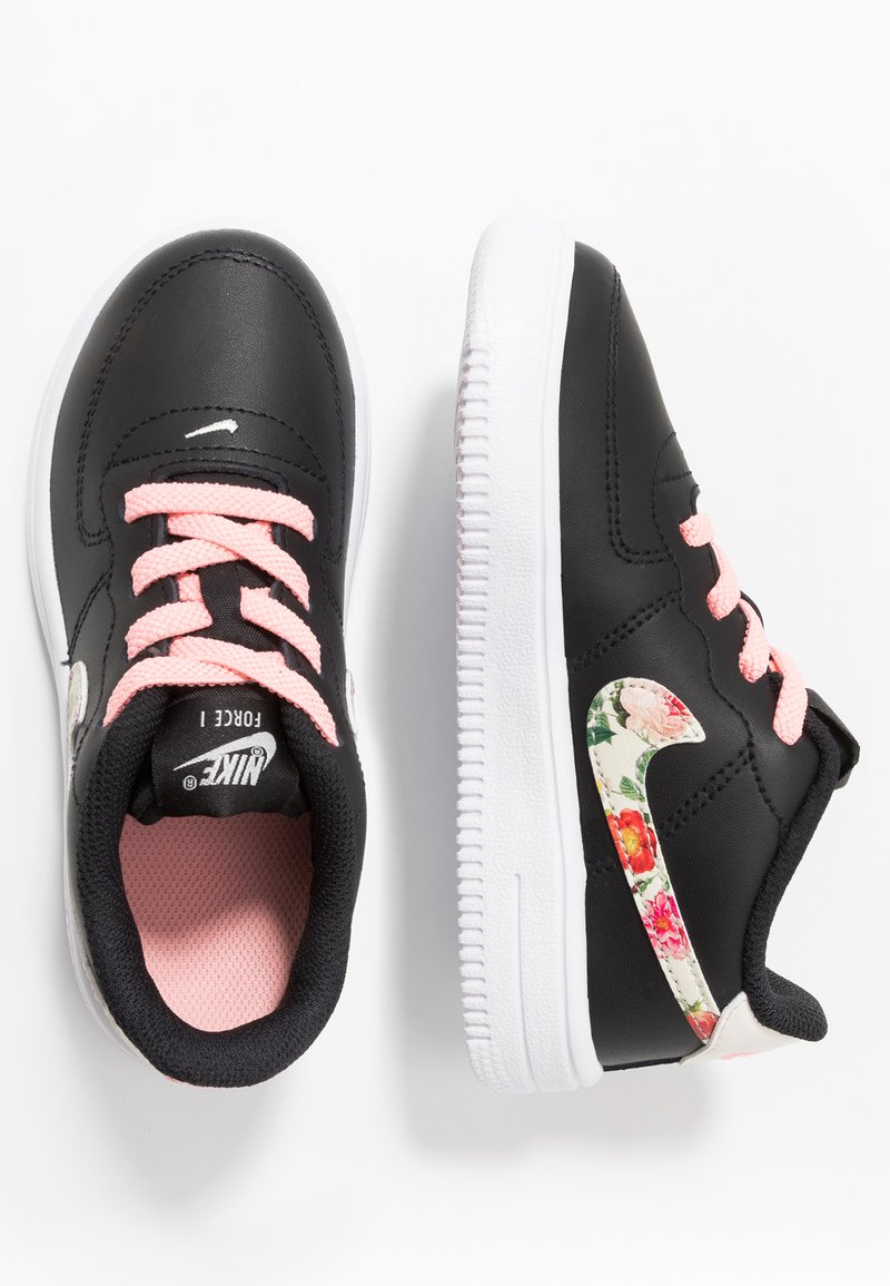 Nike Sportswear - FORCE 1 '18 VF BT - Loafers - black/pale ivory/pink tint