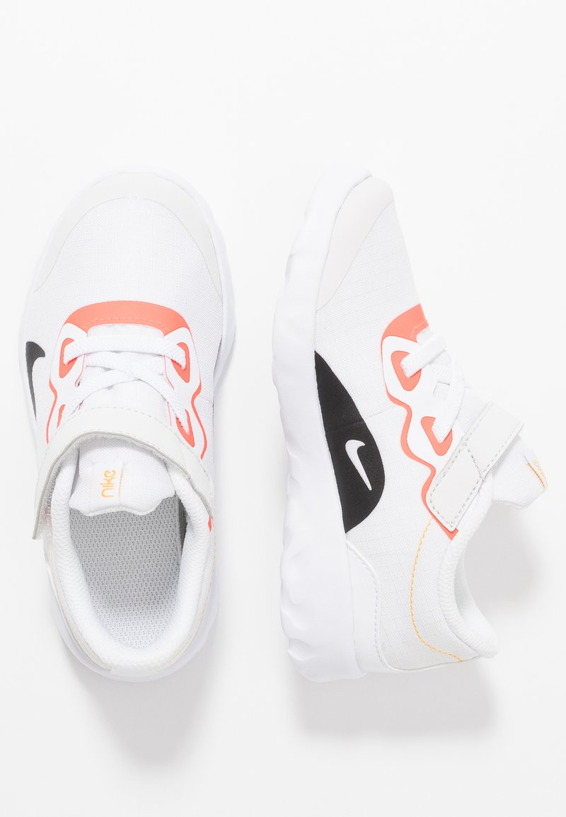 Nike Sportswear - EXPLORE STRADA - Matalavartiset tennarit - platinum tint/black/bright crimson/hyper royal