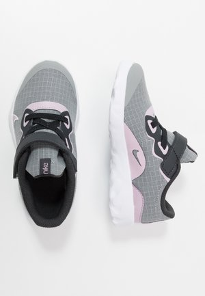 NIKE EXPLORE STRADA BTV - Sneakersy niskie - off noir/iced lilac/smoke grey/white