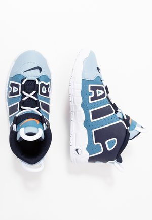 AIR MORE UPTEMPO - Sneakers hoog - blue
