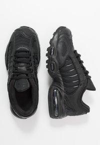 Nike Sportswear - AIR MAX TAILWIND IV - Sneakers laag - black - 0