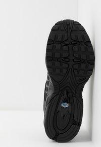 Nike Sportswear - AIR MAX TAILWIND IV - Sneakers laag - black - 5