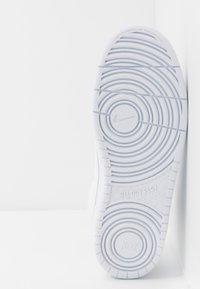 Nike Sportswear - COURT BOROUGH MID - Zapatillas altas - white - 5