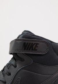 Nike Sportswear - COURT BOROUGH MID - Sneakers hoog - black - 2
