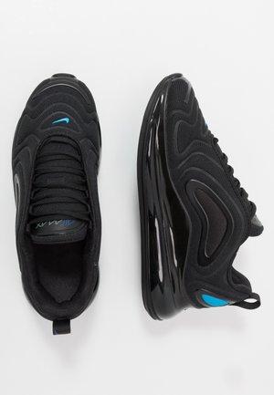 AIR MAX 720 - Sneakers basse - black/blue hero/hyper royal/cool grey