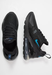 Nike Sportswear - AIR MAX 270 - Sneakers basse - black/blue hero/hyper royal/cool grey - 0