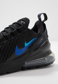 Nike Sportswear - AIR MAX 270 - Sneakers basse - black/blue hero/hyper royal/cool grey