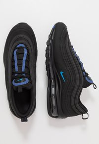 Nike Sportswear - AIR MAX 97 - Tenisky - black/blue hero/hyper royal - 0