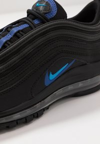 Nike Sportswear - AIR MAX 97 - Tenisky - black/blue hero/hyper royal - 2