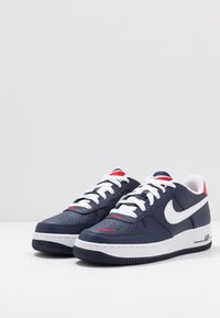 Nike Sportswear - AIR FORCE 1 - Baskets basses - obsidian/white/university red - 3