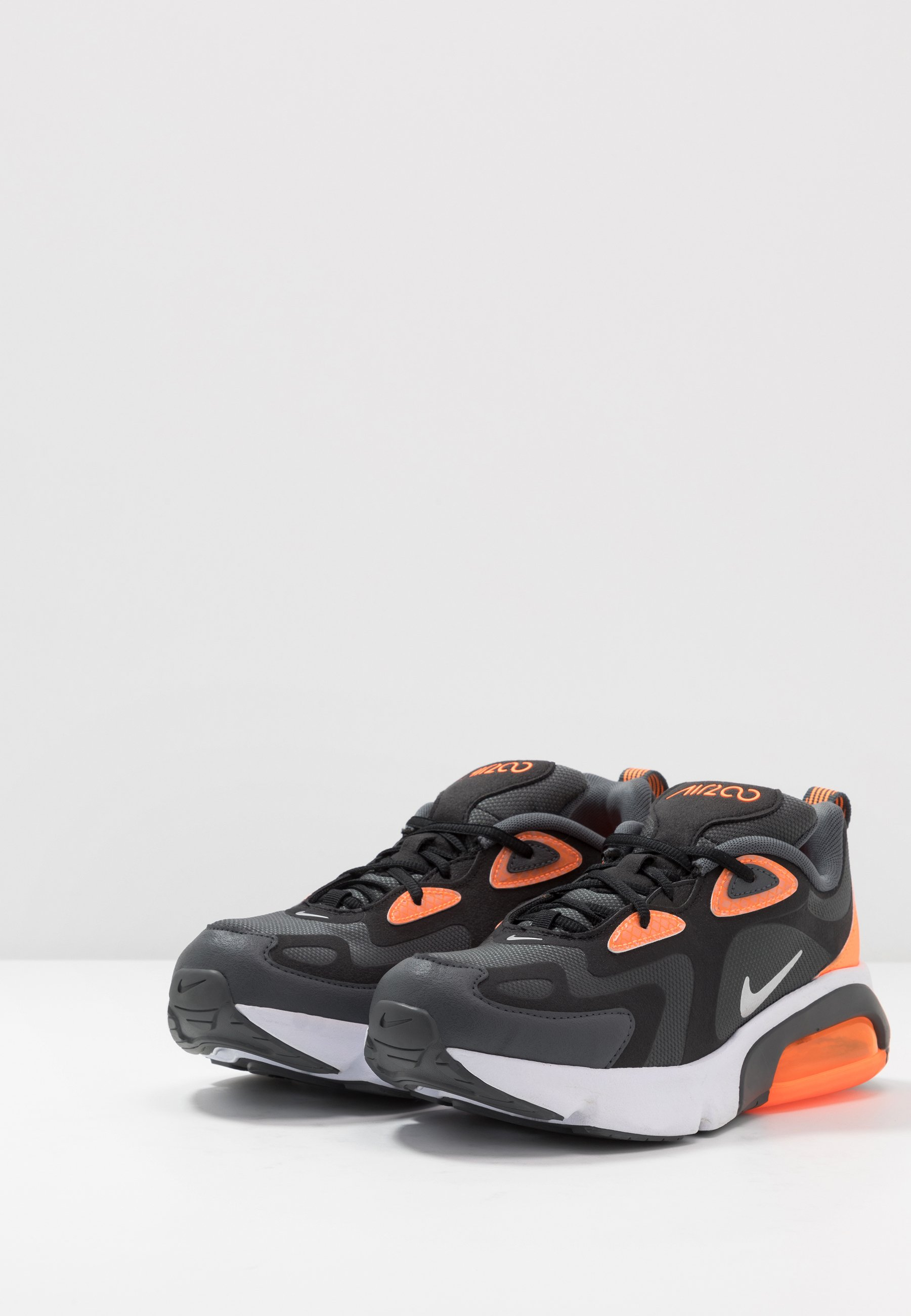 AIR MAX 200 WTR Sneakers dark greymetallic silverblacktotal orange