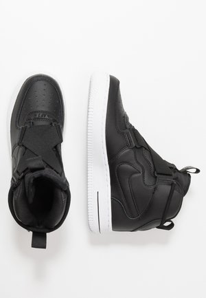 AIR FORCE 1 BG - Sneakersy wysokie - black/white