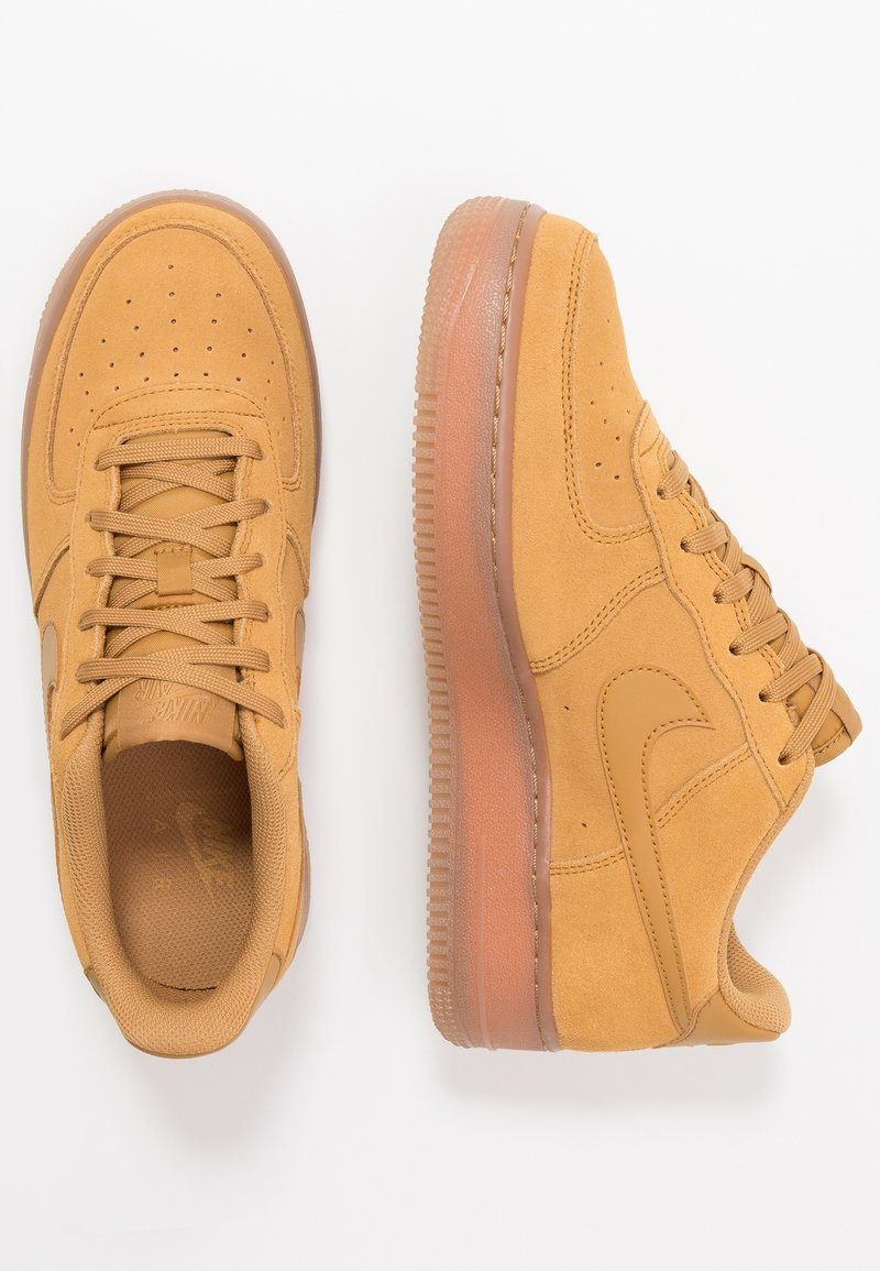 Nike Sportswear - AIR FORCE 1  - Sneakers basse - wheat/light brown
