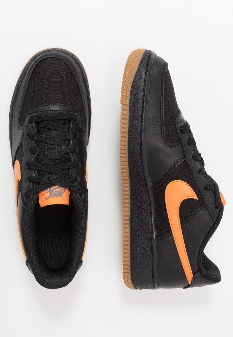 Nike Sportswear - AIR FORCE 1 LV8 5  - Baskets basses - black/bright ceramic/cool grey/white/medium brown