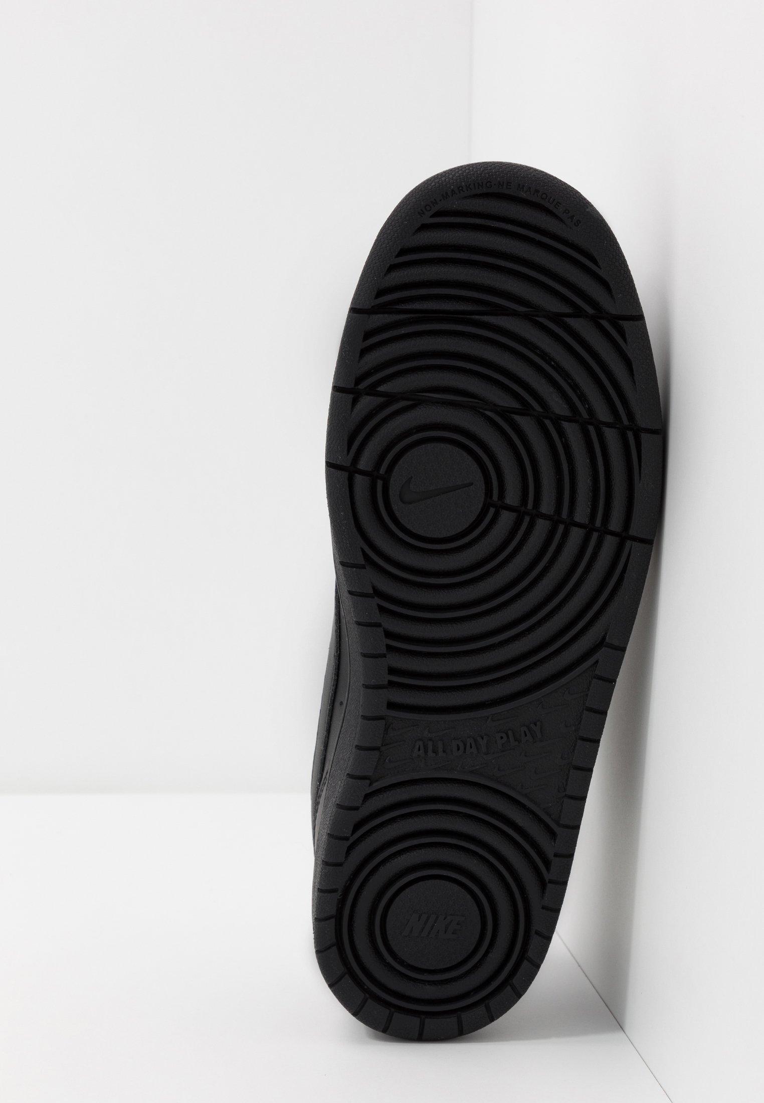 Nike Sportswear Court Borough - Baskets Basses Black