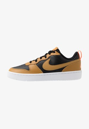COURT BOROUGH - Joggesko - black/wheat/orange pulse/white