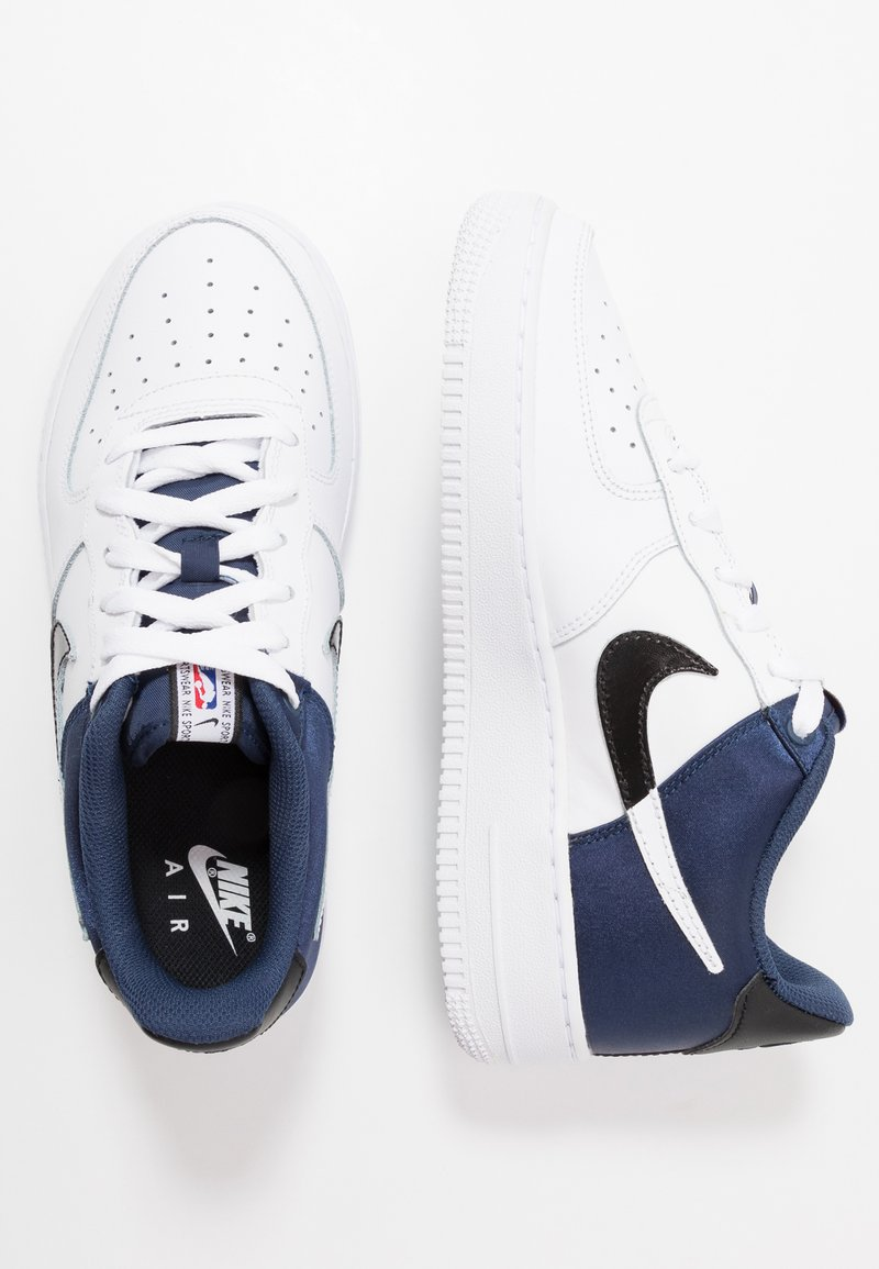 Nike Sportswear - AIR FORCE 1  - Matalavartiset tennarit - midnight navy/white/black