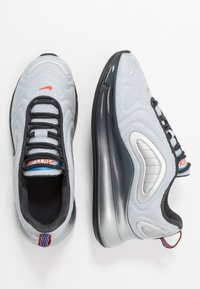 Nike Sportswear - AIR MAX 720 - Zapatillas - metallic silver/cosmic clay/off noir/hyper royal - 0